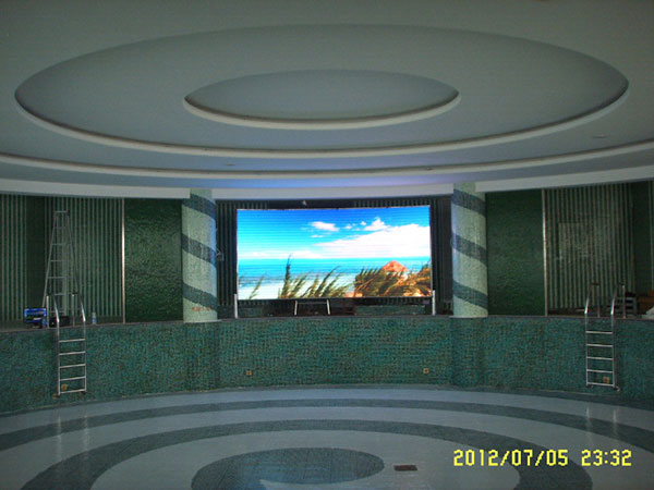 p4 indoor smd led display