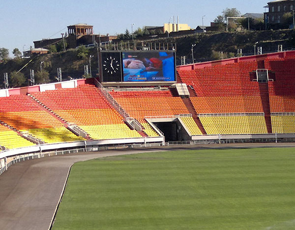 Staduim Series Outdoor fullcolour football sport stadium led display