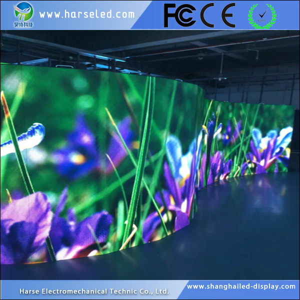 shanghai Harse indoor or outdoor mobile Led screen