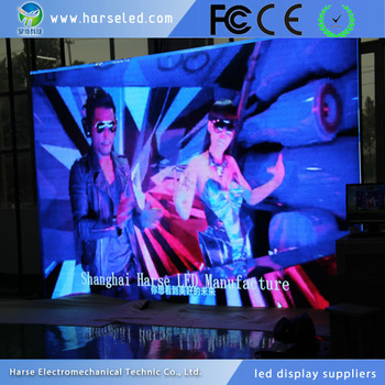 shanghai indoor led screen price