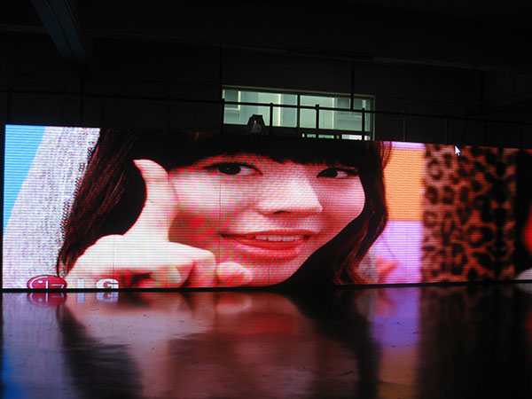P7.62 Indoor Full Color Advertising LED Screen.JPG