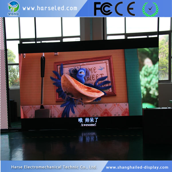 Shanghai front maintenance indoor P6 Led display